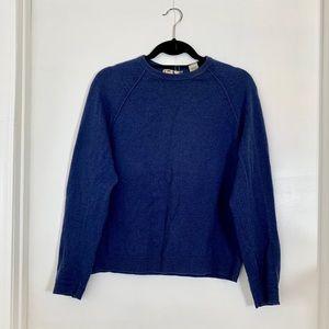 Barneys New York reglan Crewneck cashmere sweater
